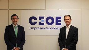 Foto de Anefhop, nuevo miembro de la organización empresarial CEOE