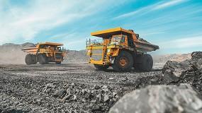 Foto de BKT presenta sus soluciones para el sector minero