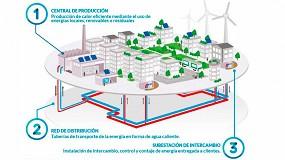 Foto de Nueva red de calefacción urbana con biomasa de Palencia