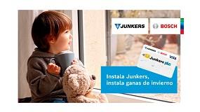 Foto de Nueva promoción Junkers Bosch para instaladores