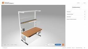 Foto de Hoffmann Group presenta un nuevo configurador online de estaciones de trabajo