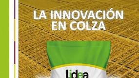 Foto de Lidea presenta su gama de variedades de colza para la campaña 21-22