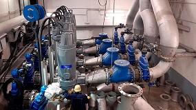Foto de Acciona completa las obras del colector de aguas residuales de la ría de Mundaka