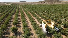 Foto de Tenías Harvester, 20 años en la recolección mecanizada de almendra y pistacho