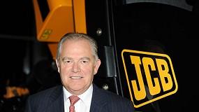 Fotografia de Alan Blake substituirà Matthew Taylor com CEO d'JCB