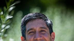 Foto de Entrevista a Javier Fernández Salvador, director del UC Davis Olive Center