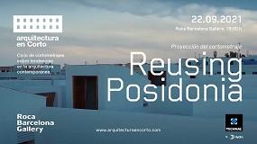 Foto de Arquitectura en Corto vuelve a Barcelona con el documental Reusing Posidonia