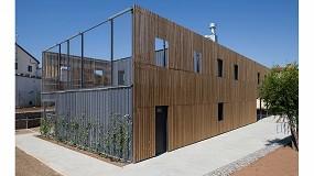 Foto de Cubiertas transitables y fachadas personalizadas de Isopan, en Architect@Work Barcelona