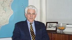 Fotografia de Entrevista a Benigno Bé, director general de JCB Maquinària