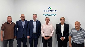 Foto de El grupo Christeyns consolida su posición en el sector de la higiene profesional con la adquisición de Eurosanex