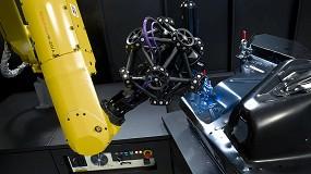Foto de Creaform mostrará en Subcontratación cómo el control de calidad automatizado mejora la productividad