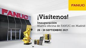 Foto de Fanuc inaugura nuevas instalaciones en Madrid con una jornada de puertas abiertas