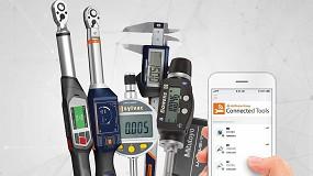 Foto de Hoffmann Group Connected Tools (HCT), también compatible con Mitutoyo, Bowers Group, Sylvac y Holex