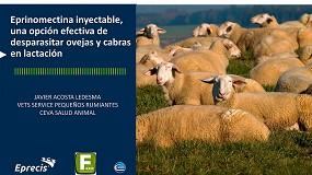 Foto de Eprinomectina inyectable, una opción efectiva de desparasitar ovejas y cabras en lactación