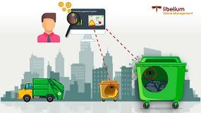 Foto de La solución inteligente de gestión de residuos de Libelium reduce hasta un 63% el coste de la recogida de basuras
