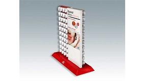 Fotografia de Un embalatge de menjar per emportar i un expositor de productes dermocosmètics, el millor dels Premis Líderpack 09