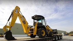 Fotografia de JCB dóna màquines a Haití per valor de 150.000 euros