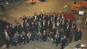 Fotografia de La xarxa espanyola de JCB visita les instal·lacions de la multinacional al Regne Unit