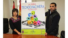 Picture of Interview with Pedro Rodr�guez and Mar�a Jos� Hontiveros, responsible for Tecnochacinera 2010