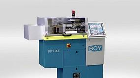 """Fotografia de Boy desenvolupa una microinjector """"perfecta per a centres de formaci�"""""""