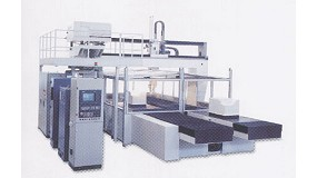 Picture of K 2010 shows thermoforming machines and systems of Comi-Techmill Court