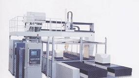 Fotografia de K 2010 mostra les m�quines de termoconformat i els sistemes de tall de Comissi� Techmill