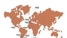 Fotografia de Persax, present a 11 països