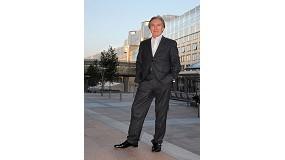 Fotografia de Tony Robson, director general d'Knauf Insulation, nou president de Ease