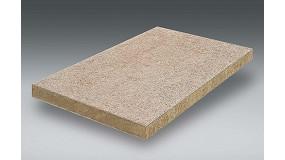 Fotografia de Knauf Insulation presenta els panells Heraklith d'encenall de fusta