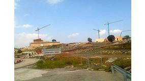 Fotografia de Knauf Insulation present en la construcció del búnker del Banc Santander