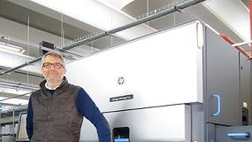 Foto de Pixartprinting invierte en impresoras de gran formato y prensas digitales HP en su estrategia tecnol�gica complementaria
