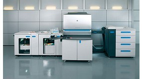 Picture of Printoria is established in the market of foto�lbum with HP Indigo Press 5500