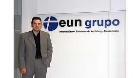 Foto de Entrevista a Iñaki Ruiz, director de Exportación y Marketing de Eun, expositor de Ofitec 2011