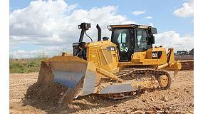 Fotografia de Lutranex adquireix el nou tractor Caterpillar D7I amb transmissi� el�ctrica