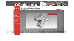 Picture of Vyc Industrial proposes a virtual visit to his new installations through his web