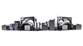 Picture of CPI Group Goes back to incorporate technology of digital impression with the HP T350 Inkjet Web Press