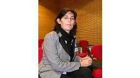 Foto de Entrevista a Francisca Mulero, responsable de la Unidad de Imagen Molecular del CNIO