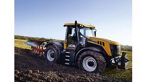 Fotografia de Els tractors Fastrac i el nou sistema LiveLink, protagonistes de JCB en Agritechnica