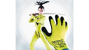 Picture of The gloves of professional protection of Showa arrive to Sicur 2012