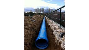 Foto de Tuber�as TOM de PVC orientado de Molecor, una soluci�n ecol�gica para el transporte de agua a presi�n