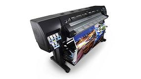 Picture of The new printers l�tex of HP facilitate the transition of the analog technology to the digital