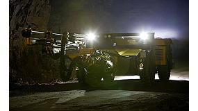 Foto de Atlas Copco lanza el Boomer M1 L para miner�a de vetas bajas