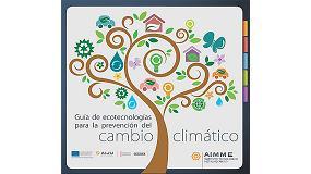 Foto de Aimme y Aiju crean una gu�a de ecotecnolog�as para prevenir el cambio clim�tico