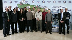Picture of Danone Recognises the work of his graziers with a pioneering initiative in Spain