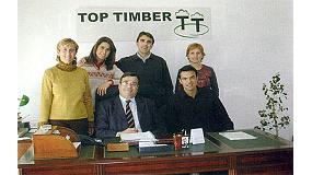 Fotografia de Top Timber, primera ag�ncia espanyola compromesa amb el desenvolupament sostenible dels boscos