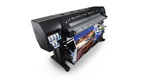 Picture of The printers HP Designjet L28500 and L26500 debut in Fespa Digital
