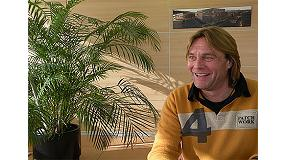 Fotografia de Entrevista a Kai Roegele, director t�cnic de l'Helmut Roegele Corporation