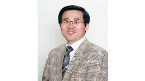 Fotografia de Joseph Kim, nou Manager de Fagor Automation a Corea
