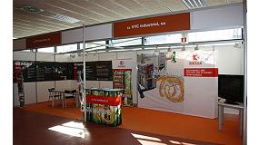 Picture of VYC Industrial, of turns by the main fairs of the sector