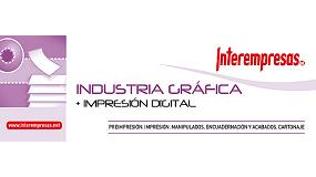 Picture of Interempresas Improves the digital impressesion in his magazine of graphic arts